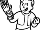 Deathclaw gauntlet (Fallout 3)