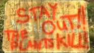 FNV Vault 22 Sign