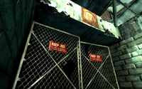 FO3 Metro do not enter