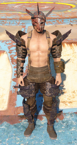 FO4 NW DisciplesSpikedArmor.png