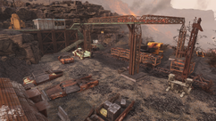 FO76 Abandoned mine site Kittery.png