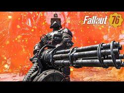Fallout 76 - Mise à jour Paré à tout