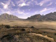 Krajobraz mojave 2