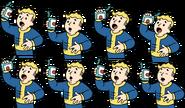 VaultBoy AnimationsFoodLow