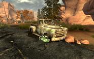 FNV Zion pickup truck 2