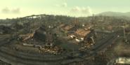 FO3 Big Town panorama