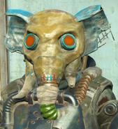 FO4NW Шлем Стаи (слон)