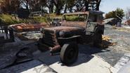 FO76 21020 jeep