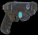 FO76 Chimera Pistol Cryo Angle