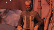 FO76 character moth wisecharles