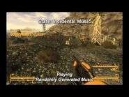 Fallout- New Vegas Interactive Music