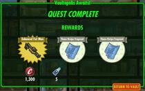 FoS Vaultopolis Awaits! rewards
