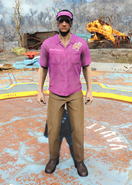 Slocum's Joe uniform male