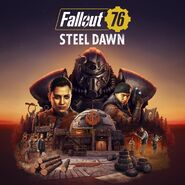 Steel Dawn promo art