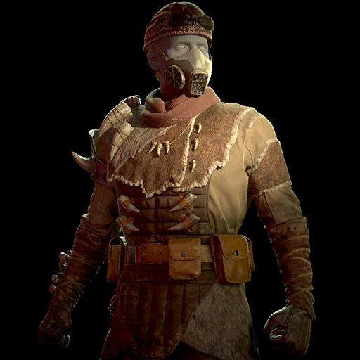 Raider pathfinder outfit