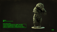 FO4NW LS Bear statue