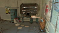 FO4 Fort Strong (Bravo Team Terminal)