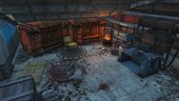 FO4 Garage Alcove Inside