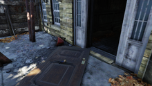 FO76WL The Kill Box bobblehead location 1
