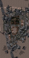 Fo3 Mason District map