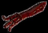 Mutilated arm