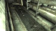 FO3 Roosevelt Academy tunnels 1