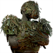 FO76LR Ghillie Scout Armor