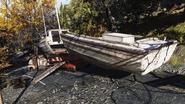 FO76 2121 Boat 1