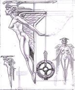 Fo3 Architectural Concept Art 08