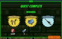 FoS SOS! rewards