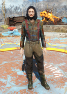 LotH and Fisherman's outfit female