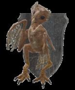 Mounted owlet