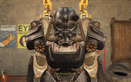 CC power armor paint job promo