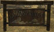FNV Goodsprings Sign