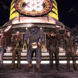 Companheiros do Fallout: New Vegas