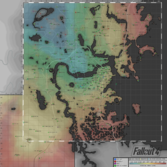 FO4 threat map