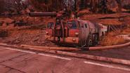 FO76 311020 Fire truck 2