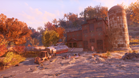 FO76 Sunshine Meadows industrial farm
