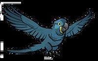 FoS Vault-Tec parrot