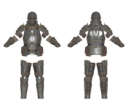 F76 BoS Infantry Armor (Only Armor)