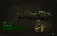 FO4 LS Minigun