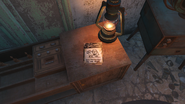 FO4 Tales of a Junktown Jerky Vendor in Mystic Pines