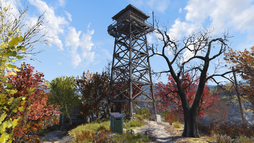 FO76 Flatwoods lookout.png