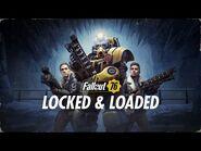 Fallout 76- la actualización Cargado y a punto