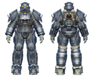 CC Hellfire power armor Minutemen