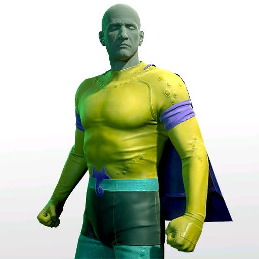 Manta Man costume