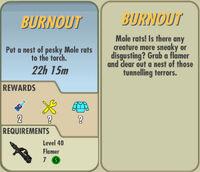 FoS Burnout card