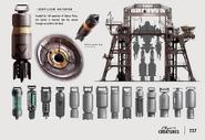 Art of Fallout 4 Beryllium agitator