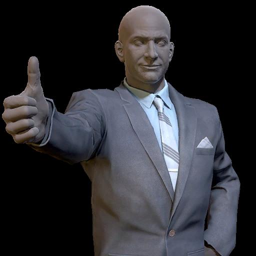 Clean blue suit (Fallout 76)
