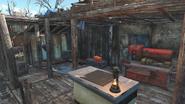 Bunker Hill Workshop Area